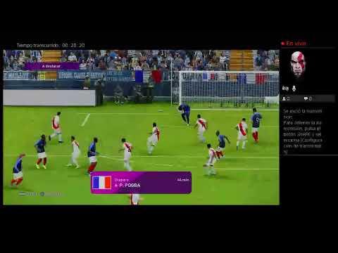 Transmisión de PS4 en vivo de abelcontrerasss