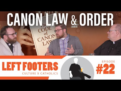 Marriage, Annulments, Canon Law, OH MY! | Left Footers