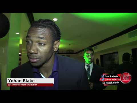 Yohan Blake speaks about preparation for 2017