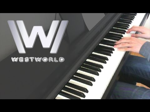 Westworld - Train Theme (Piano)