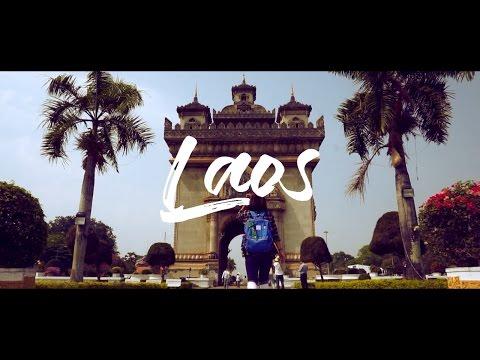 Keep calm in Laos (Vientiane - Vangvieng - Luang Phrabang)   Solo Travel