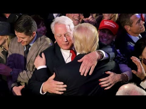 Robert Trump, President Trump's youngest brother, hospitalized in ...