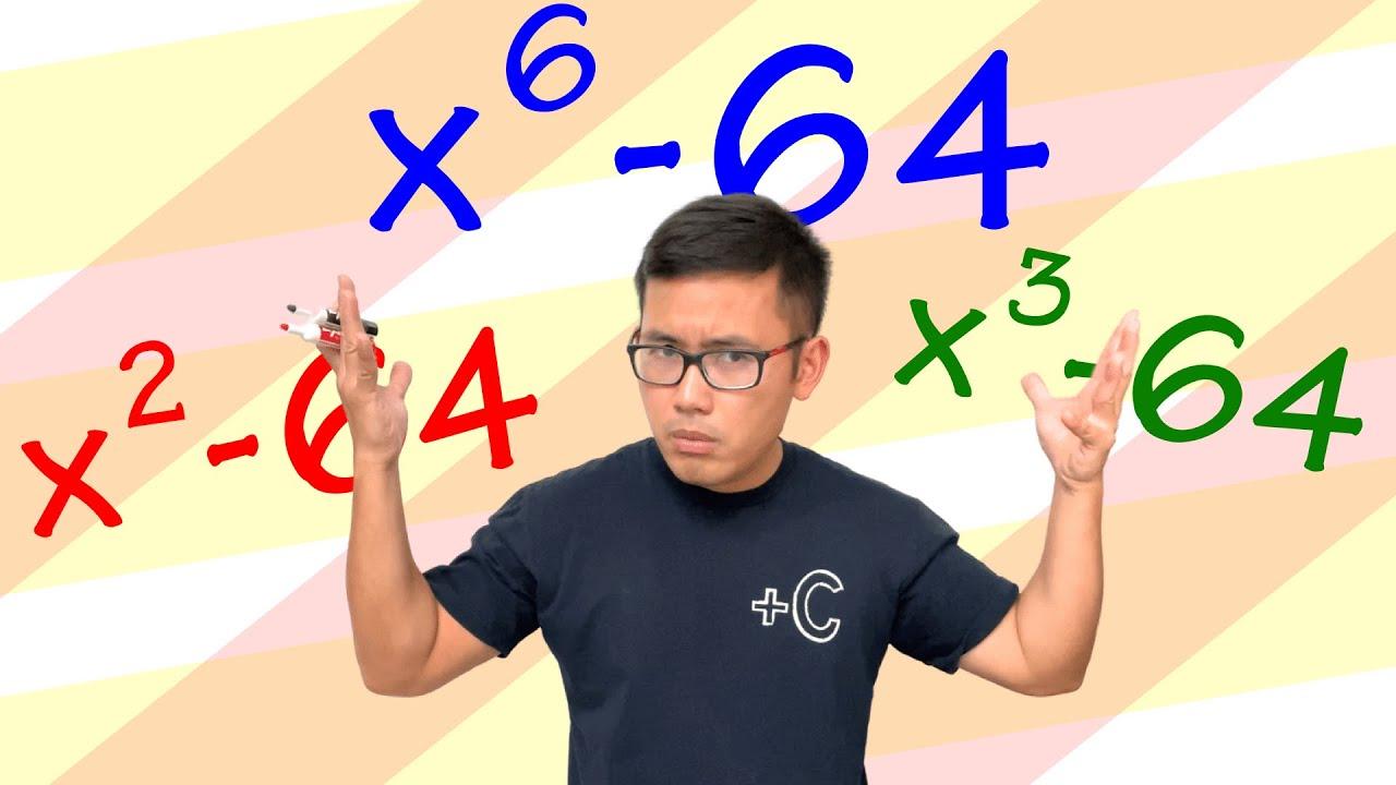 Factor X^264, X^364, X^664