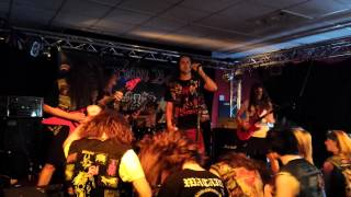 Nücleahölic - Tormentor (Kreator Cover) at Bavarian Battle Summer 2013