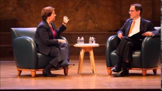 Supreme Court Justice Elena Kagan talks about life as the junior justice