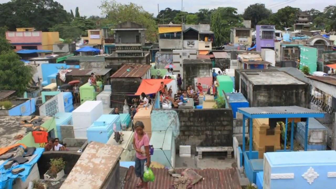 """""""Orasul Mortilor"""", un Loc Ascuns din Rusia și Orasul Mortilor Vii din Manila"""