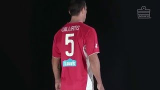 Rio kit by Admiral Sports - YouTube 342c9f0e2