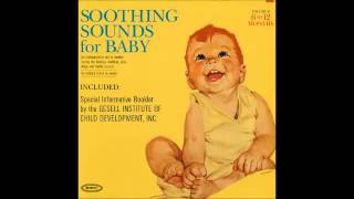 Raymond Scott ‎- Soothing Sounds For Baby Vol. 2 (1962) FULL ALBUM