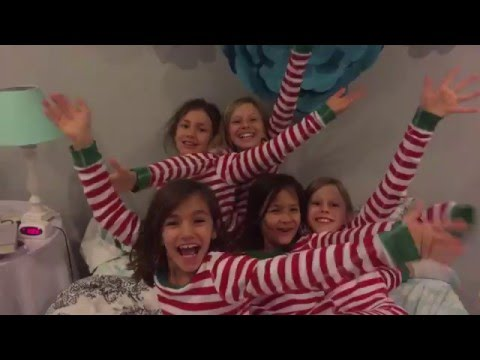 Harrison Family Music Video -- Santa Claus is Comin' to Town