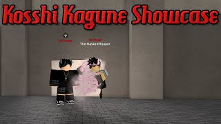 Ro-Ghoul - Kosshi Kagune Showcase [HALLOWEEN!!] Roblox
