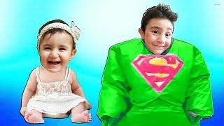Celina and Hasouna FunTime for Kids - سيلينا وحسونة لعب للاطفال