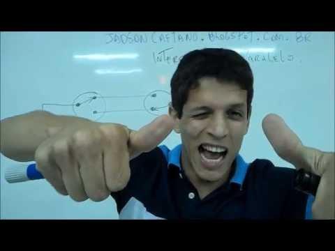 Interruptor Paralelo (Three Way) ´Vai e Vem' Melhor Aula do Youtube Teoria e Prática