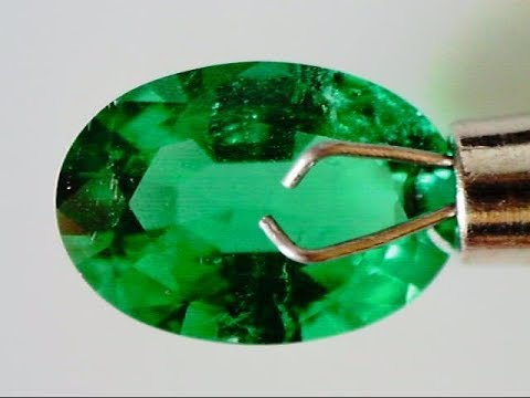 How to Buy & Check if your Emerald is a No Oil (None), Insiginificant or Moderately Treated