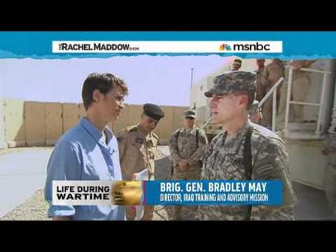 Rachel Maddow - Iraq Training Assistance