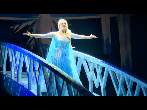 Frozen Live at the Hyperion Let it Go Full 5/19/19