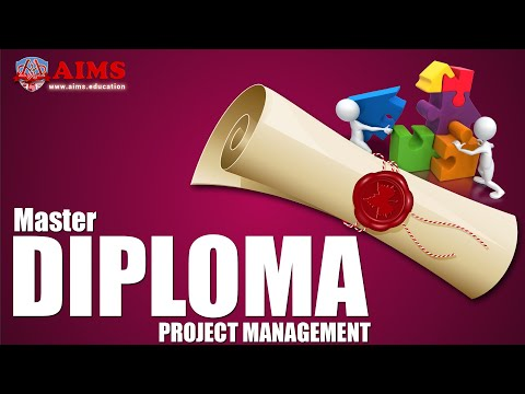 Online Diploma in Project Management | Learn Project, Program & Portfolio Management | AIMS UK