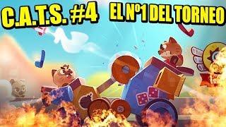 ETAPA 21, CERCA DE LA LIGA DEFINITIVA - C.A.T.S. | Gameplay Español