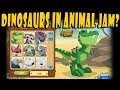 Should Dinosaurs Come To Animal Jam?!