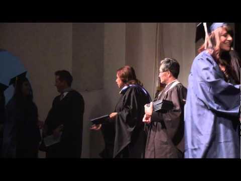 Aurora High School graduation