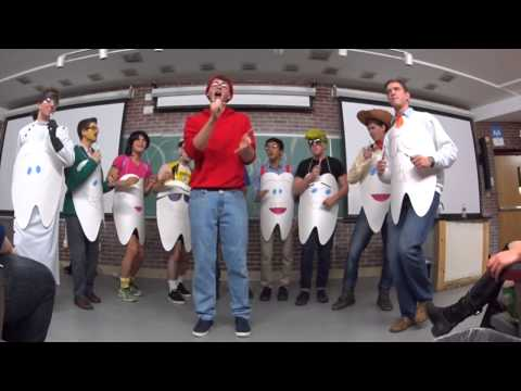 My Shiny Teeth and Me (Chip Skylark/Chris Kirkpatrick) - A Cappella Cover - Halloween Concert 2014