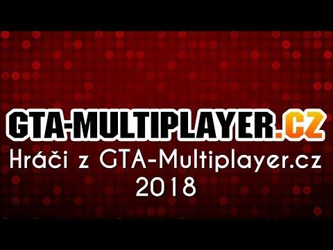 Hráči z GTA-Multiplayer.cz 2018