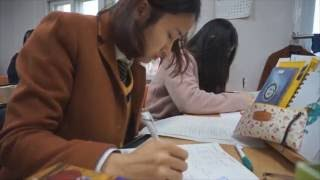 Typical Day of Korean Students