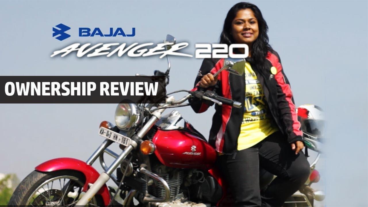 Bajaj Avenger 220 Ownership Review With Roshini S Miraskar