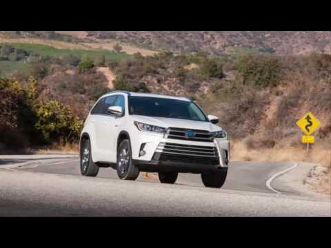 2017 Highlander Will Be First Na Toyota To Get Stop Start New Features