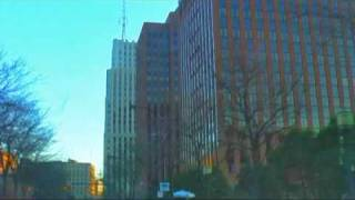 Akron, Ohio - Downtown area .. nice visuals..
