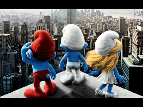 The Smurf-Sing A Happy Song
