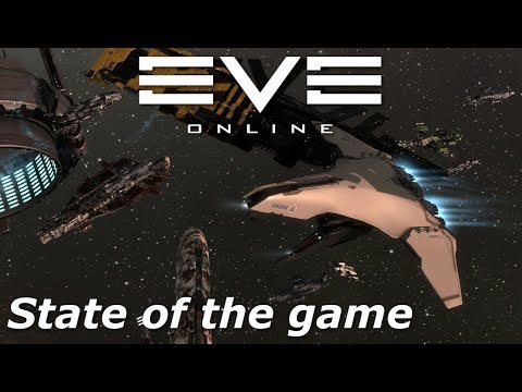 EVE Online - the attention economy