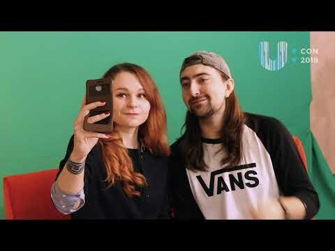 Дмитрий Сыендук в Екатеринбурге - U:CON 2018 - отчетный ролик