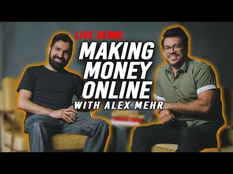💻 Live Demonstration: Making Money Online 💵 - Tailopez.com/moneyonline