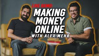 💻 Live Demonstration: Making Money Online 💵 - Tailopez.com/moneyonline