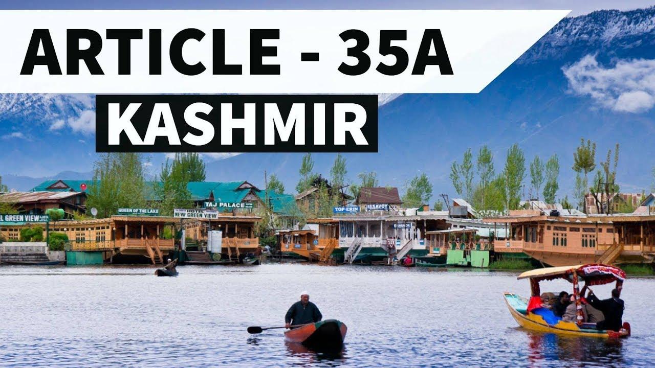 Article 35A Jammu  Kashmir - Legal Gk  Aptitude -3672