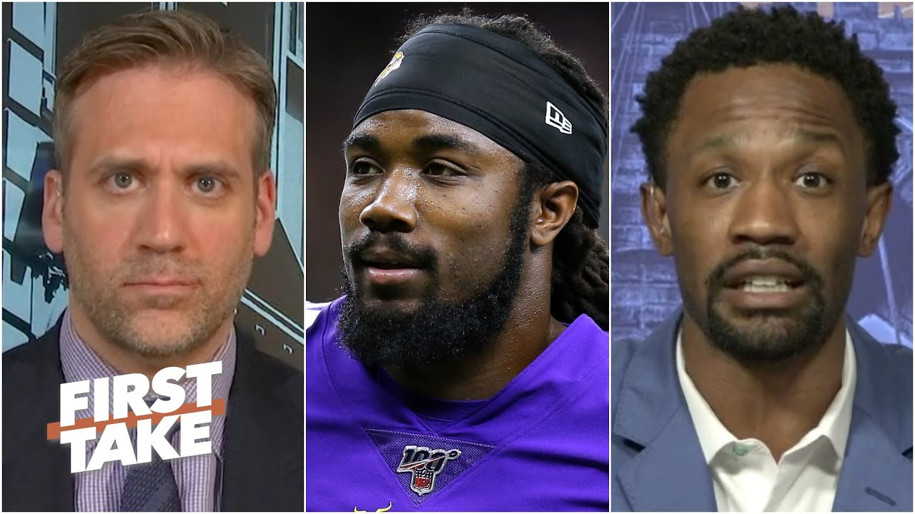 Max Kellerman and Domonique Foxworth debate Dalvin Cook's value to the Vikings | First Take