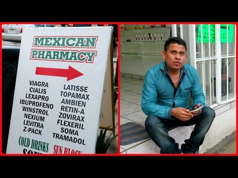 BUYING STEROIDS IN MEXICO || Vlog 78