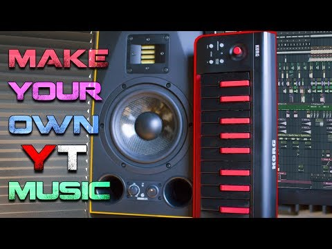 Make Your Own Background Music | FL Studio