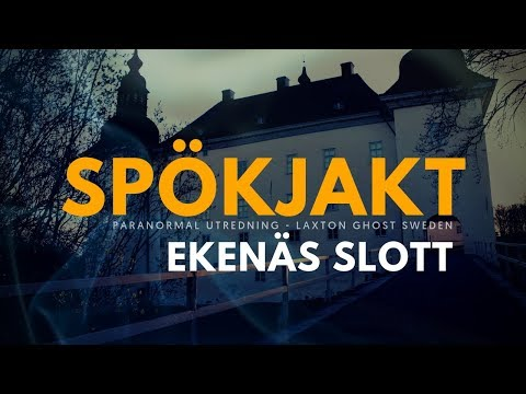 Ekenäs Slott - Spökjakt - LaxTon