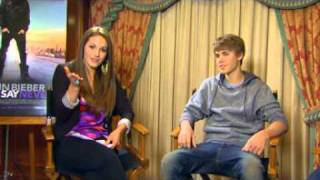 Justin Bieber Describes His Ideal Girl to Family Channel: Part 3