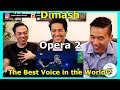 Dimash Kudaibergen - Opera 2 Reaction   Asian Australian Reaction   Asians Down Under