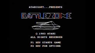 Trixter plays: Battlezone, on an original IBM PC