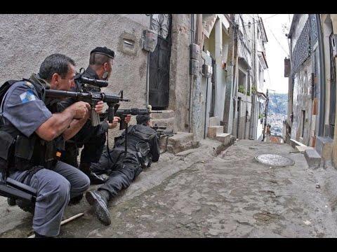 EP 01 Policia Militar Rio de Janeiro - HD