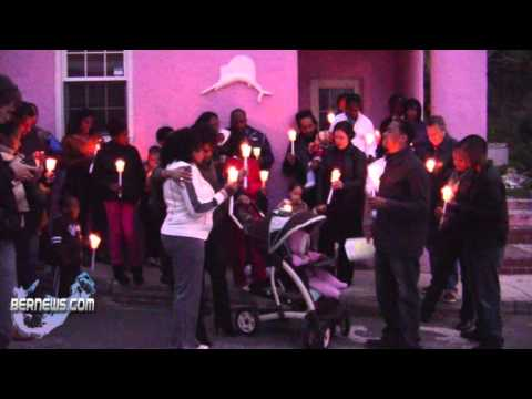#2 Prayer Vigil Colford Ferguson Bermuda Feb 13 2011