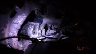 установка стартера на двигун 4a-ge blu top toyota celica