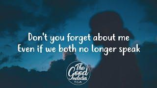 Download Chris James - Don't Forget About Me (Lyrics)