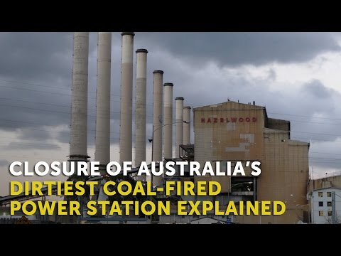 Closure of Australia's dirtiest coal-fired power station explained