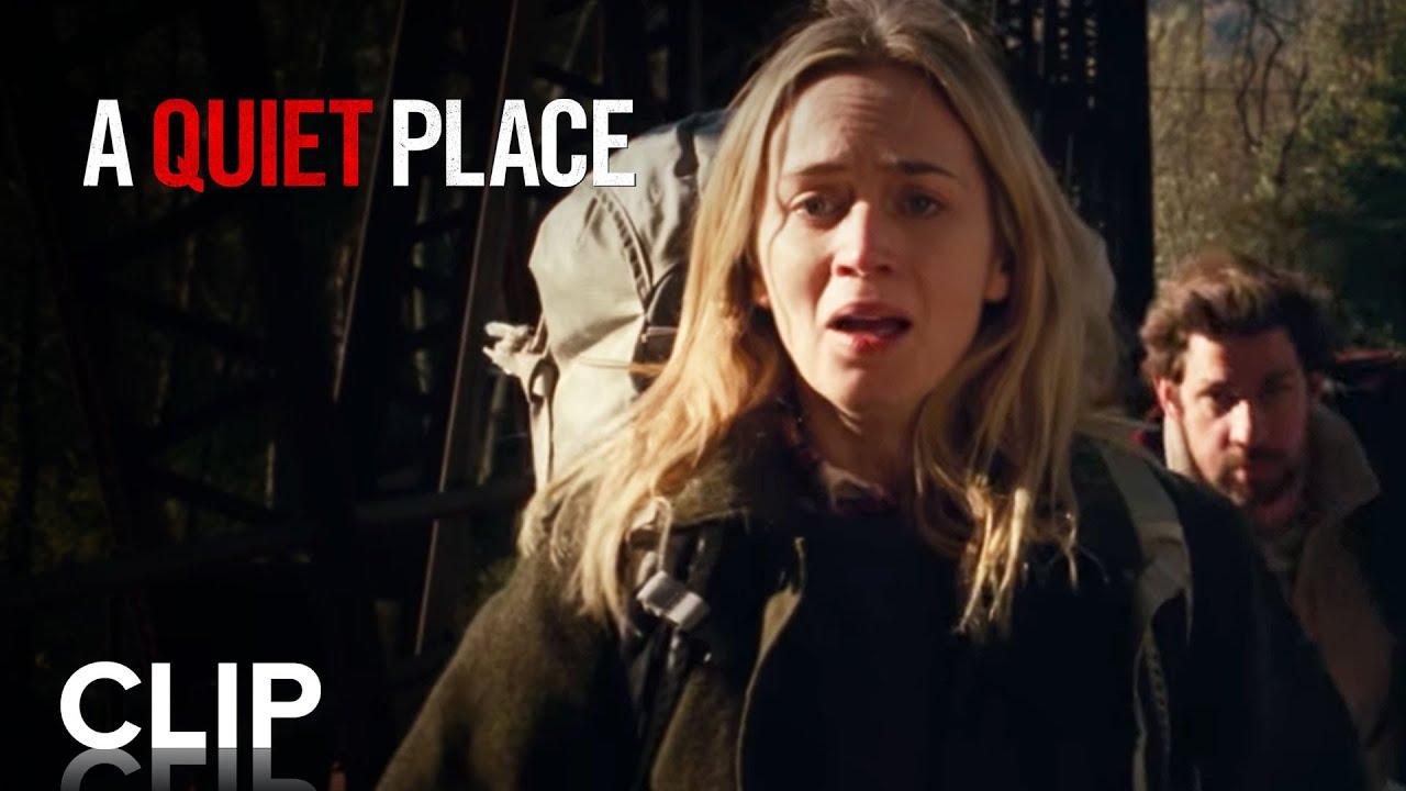 "Download A QUIET PLACE | ""Bridge"" Clip | Paramount Movies"