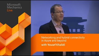Networking & hybrid connectivity in Azure & beyond with CDN, Front Door & more (Microsoft Ignite)
