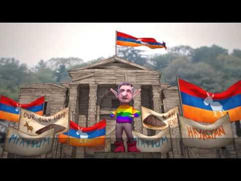 В Азербайджане сняли мультик про хаев